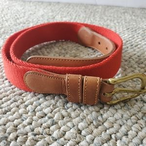 Clqssic Vintage COACH Wool Red Women's Size 32